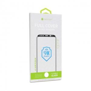 Tvrzené sklo 5D FLEXIBLE NANO Samsung N970 Galaxy Note 10 černá - (Hot Banding)