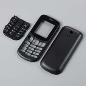 Nokia 130 (2017) kryt kompletní + klávesnice barva black