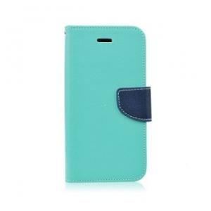 Pouzdro FANCY Diary Xiaomi Redmi GO barva světle modrá/modrá