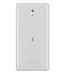 Nokia 3 Dual SIM kryt baterie bílá