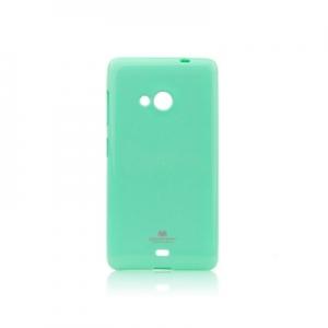 Pouzdro MERCURY Jelly Case iPhone 11 Pro Max (6,5) mint