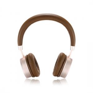 Bluetooth headset REMAX RB-520 HB, barva zlatá
