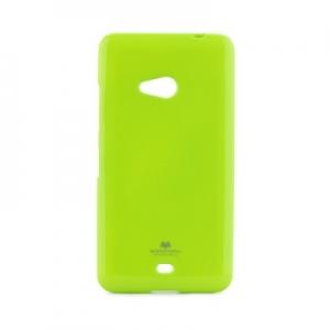 Pouzdro MERCURY Jelly Case iPhone 11 (6,1) limetka