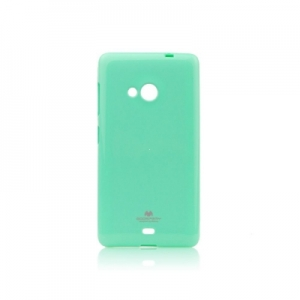 Pouzdro MERCURY Jelly Case iPhone 11 (6,1) mint