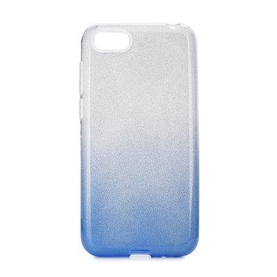 Pouzdro Back Case Shining Huawei Y6 2019, barva modrá