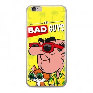 Pouzdro iPhone 6, 6S Bad Guys vzor 002