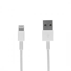 Datový kabel iPhone Lightning, barva bílá - 2 metry