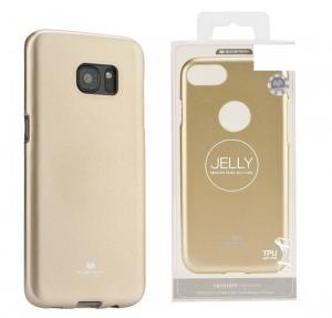 Pouzdro MERCURY Jelly Case iPhone 7 PLUS, 8 PLUS (5,5) zlatá (i-jelly)