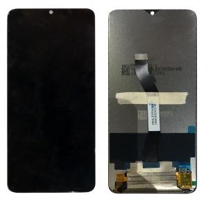 Dotyková deska Xiaomi Redmi NOTE 8 PRO + LCD černá
