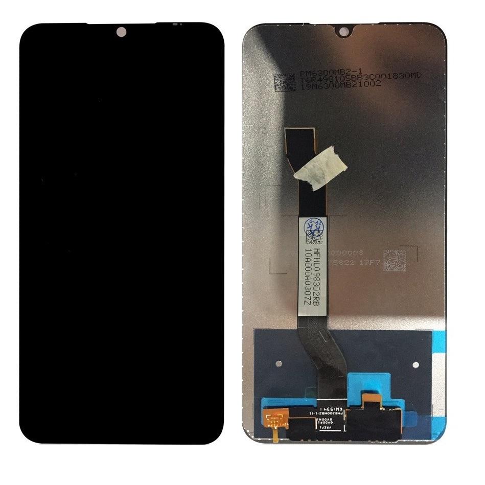 Dotyková deska Xiaomi Redmi NOTE 8 + LCD černá