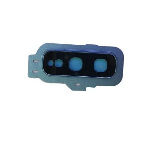 Sklíčko zadní kamery Samsung G970 Galaxy S10e blue