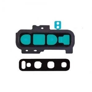 Sklíčko zadní kamery Samsung G975 Galaxy S10+ black