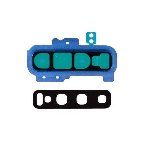 Sklíčko zadní kamery Samsung G975 Galaxy S10+ blue
