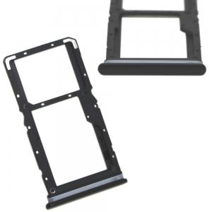 Držák (šuplík) SIM Xiaomi Redmi NOTE 7 black
