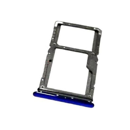 Držák (šuplík) SIM Xiaomi Redmi NOTE 7 blue