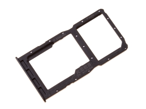 Držák (šuplík) SIM Huawei P30 LITE black