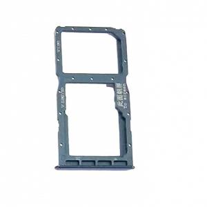 Držák (šuplík) SIM Huawei P30 LITE blue
