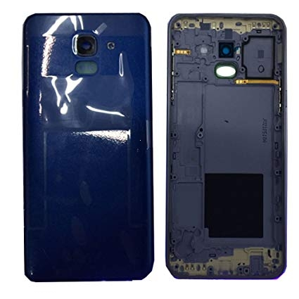 Samsung J600 Galaxy J6 (2018) kryt baterie modrá