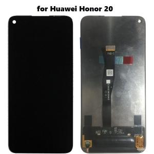 Dotyková deska Huawei HONOR 20, HONOR 20 PRO, NOVA 5T + LCD černá