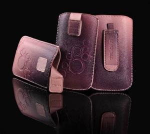 Pouzdro DEKO Samsung P3100, P3200, Tablet 7, barva růžová