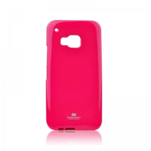 Pouzdro MERCURY Jelly Case Xiaomi Redmi NOTE 8 růžová