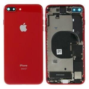Kryt baterie + střední iPhone 8 PLUS (5,5) originál barva red
