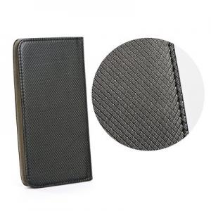 Pouzdro Book Smart universal 4,0´´-4,5´´ černá