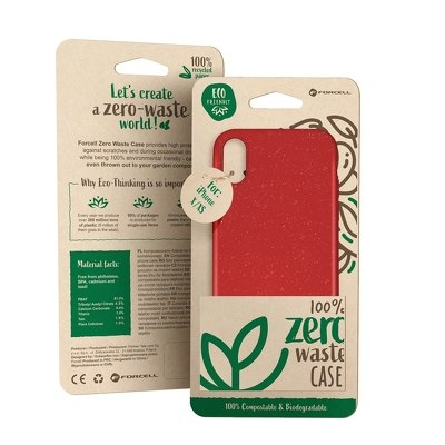 Pouzdro Bio Case iPhone 7, 8 (4,7), barva červená