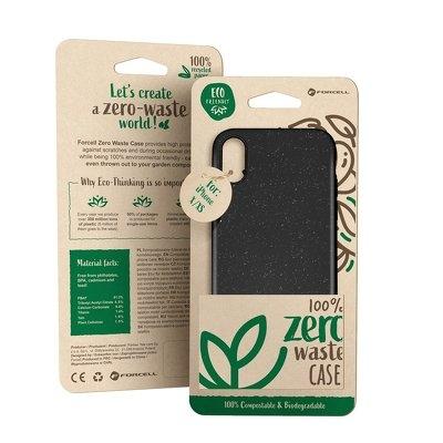 Pouzdro Bio Case iPhone X, XS (5,8), barva černá
