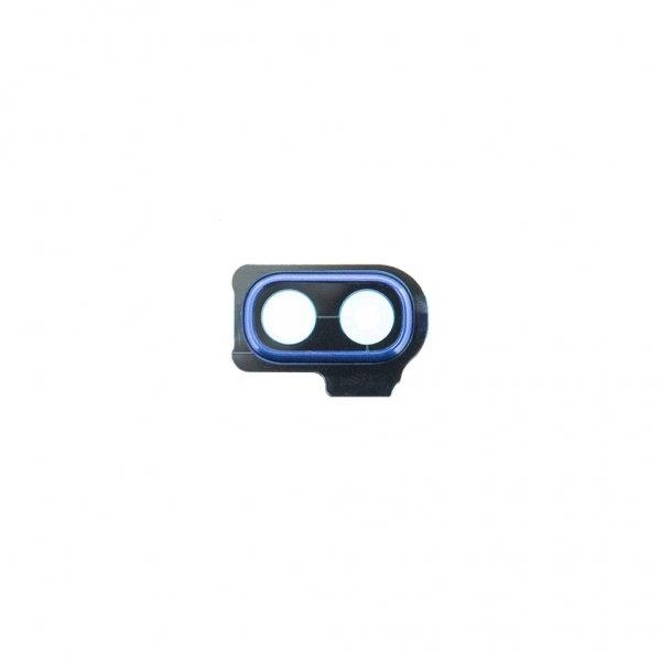 Sklíčko zadní kamery Samsung A202 Galaxy A20e blue