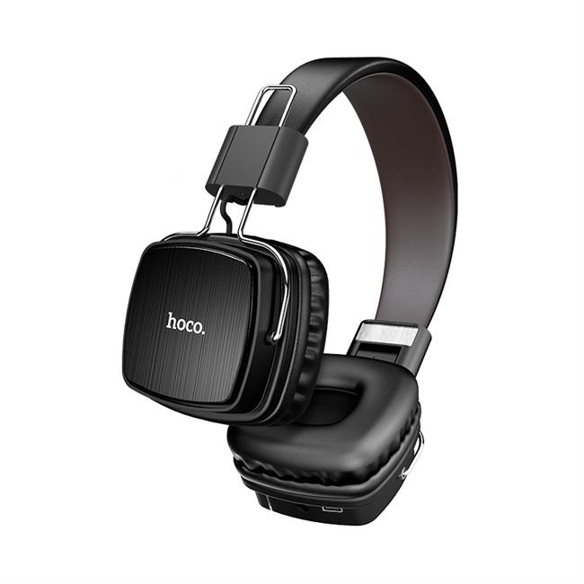 Bluetooth headset HOCO W20 barva černá