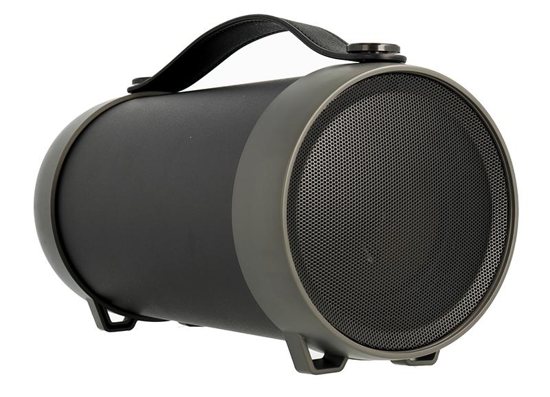 X-Mi (S22E) Reproduktor BlueTooth + radio, barva černá