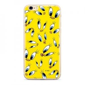 Pouzdro iPhone 11 (6,1) Looney Tunes Tweety vzor 006