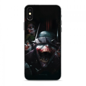 Pouzdro iPhone 11 (6,1) Batman Who laughs vzor 003