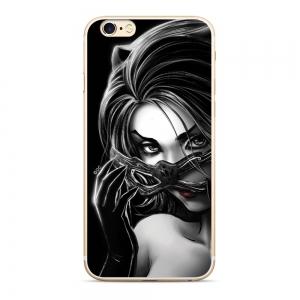 Pouzdro iPhone 11 Pro (5,8) Catwoman vzor 004