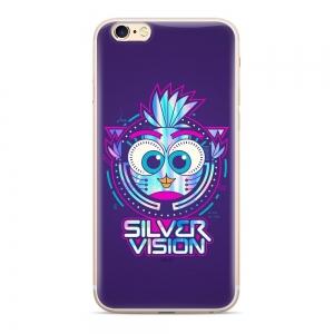 Pouzdro iPhone 11 Pro (5,8) Angry Birds vision vzor 010