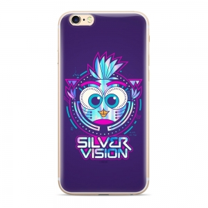 Pouzdro iPhone 11 Pro Max (6,5) Angry Birds vision vzor 010