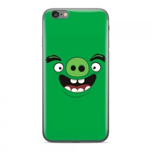 Pouzdro iPhone 11 Pro (5,8) Angry Birds pigs vzor 014