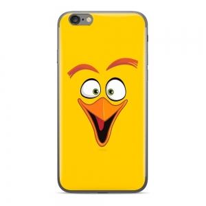 Pouzdro iPhone 11 Pro Max (6,5) Angry Birds yellow vzor 012