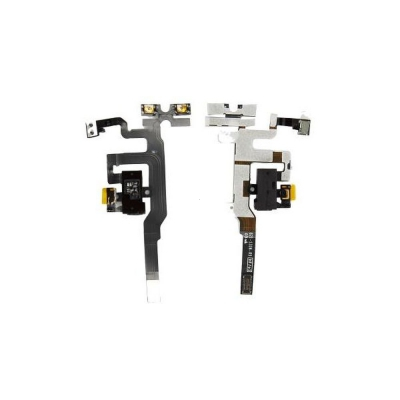 Flex iPhone 4S s konektorem HF černá