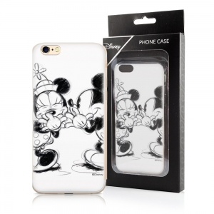 Pouzdro iPhone XS Max (6,5) Minnie Mouse vzor 010