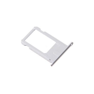 Šuplík SIM iPhone 6S, 6S PLUS Barva stříbrná