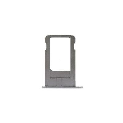 Šuplík SIM iPhone 6S, 6S PLUS Barva šedá