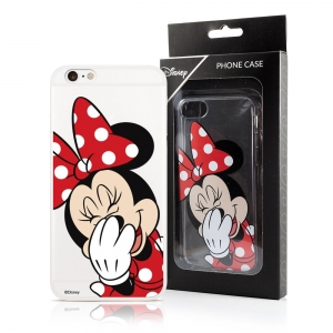 Pouzdro iPhone XS Max (6,5) Minnie Mouse vzor 006