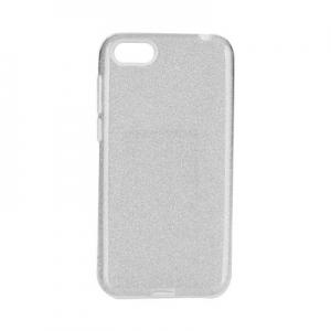 Pouzdro Back Case Shining iPhone 7 Plus, 8 Plus (5,5), barva stříbrná