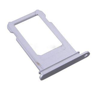 Šuplík SIM iPhone 7 PLUS 5,5 silver