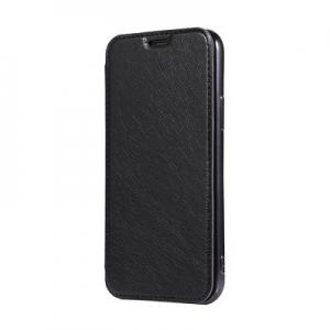 Pouzdro Electro Book iPhone X, XS (5,8), barva černá