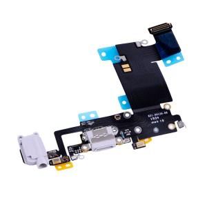 Flex iPhone 6S PLUS 5,5 s konektorem nabíjení Barva bílá