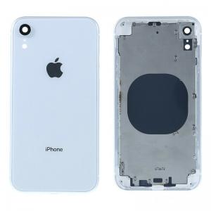 Kryt baterie + střední iPhone XR (6,1) originál barva bílá