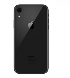 Kryt baterie + střední iPhone XR (6,1) originál barva černá
